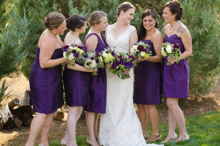 sophisticated floral designs portland oregon wedding florist bridal bouquet