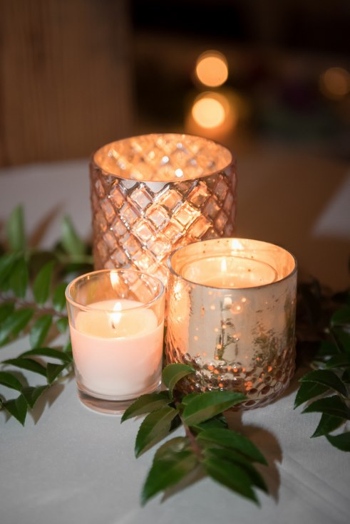 sophisticated floral designs portland oregon wedding florist bistro table candles