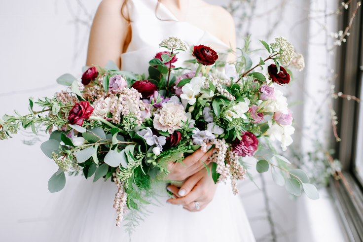 sophisticated floral designs portland oregon wedding florist spotted stills photography plum and mauve ranunculus bouquet (12).jpg