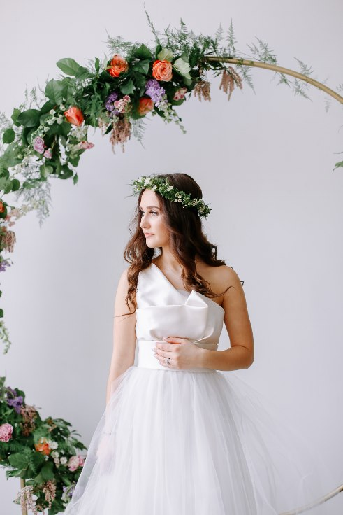 sophisticated floral designs portland oregon wedding florist floral hoop round arbor moon gate arch (1).jpg