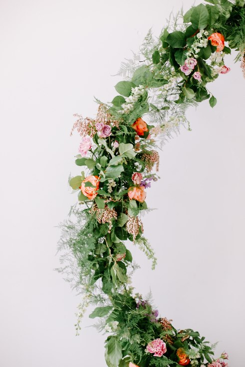 sophisticated floral designs portland oregon wedding florist floral hoop round arbor moon gate arch (7).jpg