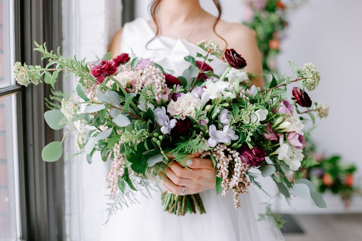 sophisticated floral designs portland oregon wedding florist floral hoop round arbor moon gate arch (22).jpg