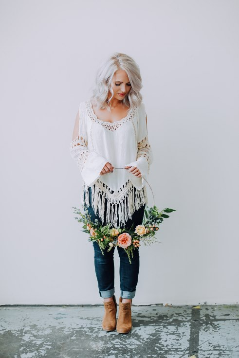 Floral Hoop wedding hoop circle wreath hoop bouquet metal wreath sophisticated floral designs portland oregon spotted stills photography  (1) (491x736).jpg