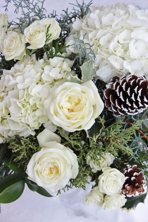 sophisticated floral designs portland oregon wedding florist modern christmas wreaths (2) (491x736) (491x736).jpg