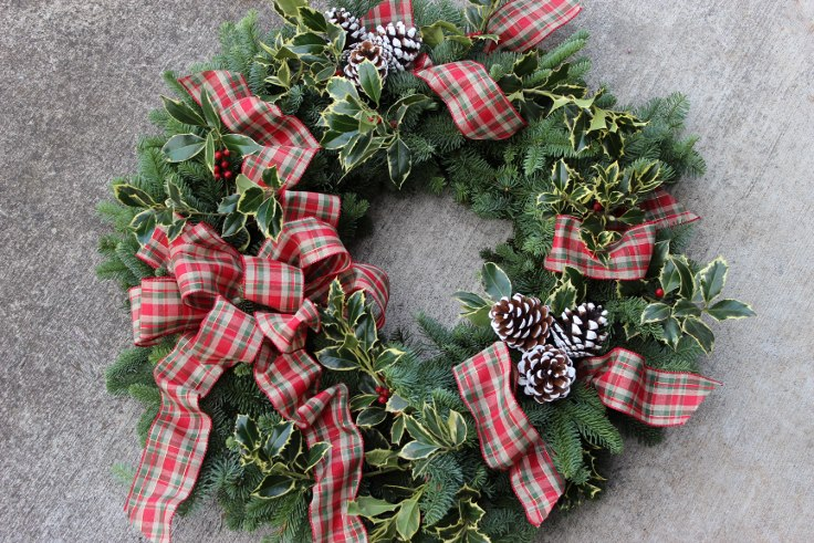 sophisticated floral designs portland florist christmas holiday wreath modern (2).jpg