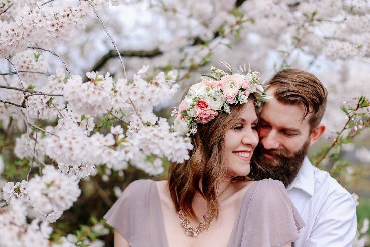 sophisticated floral designs portland oregon wedding florist floral crown halo head wreath blush mauve spotted stills photography (13) (735x490).jpg