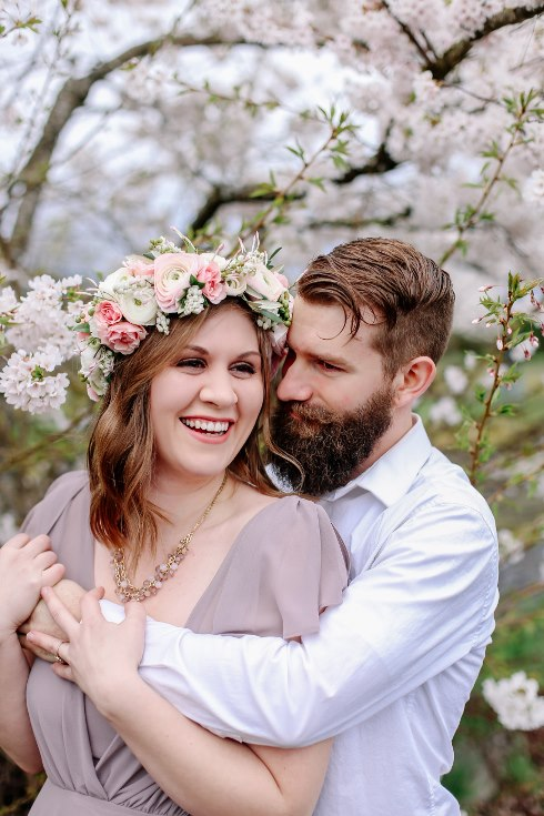 sophisticated floral designs portland oregon wedding florist floral crown halo head wreath blush mauve spotted stills photography (17) (490x735).jpg