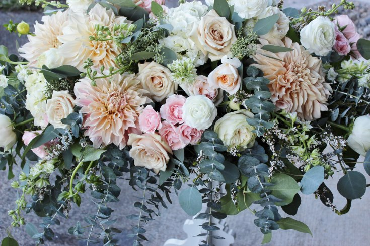 sophisticated floral designs portland oregon wedding florist blush pink flowers  dahlia garden rose (8) (735x490).jpg