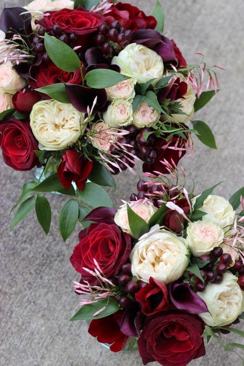 sophisticated floral designs portland oregon wedding florist burgundy black blush wedding bouquet calla lilies garden roses baccara jasmine vine (6) (490x735).jpg