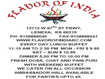 Flavor of India.JPG