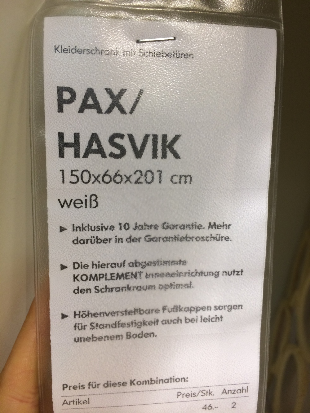 Ikea... what??