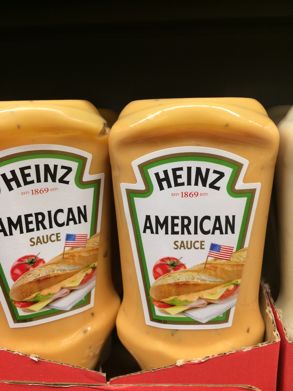 The American Sauce