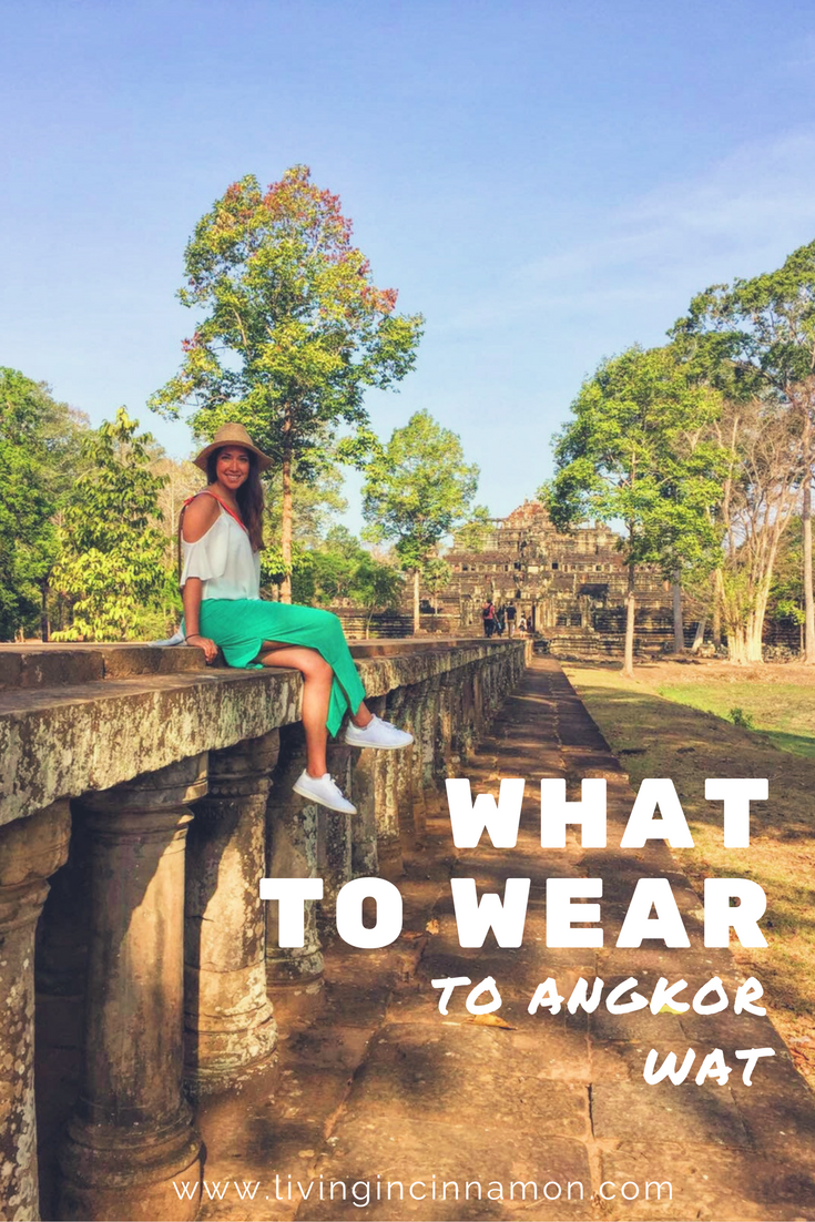 what to wear to angkor wat