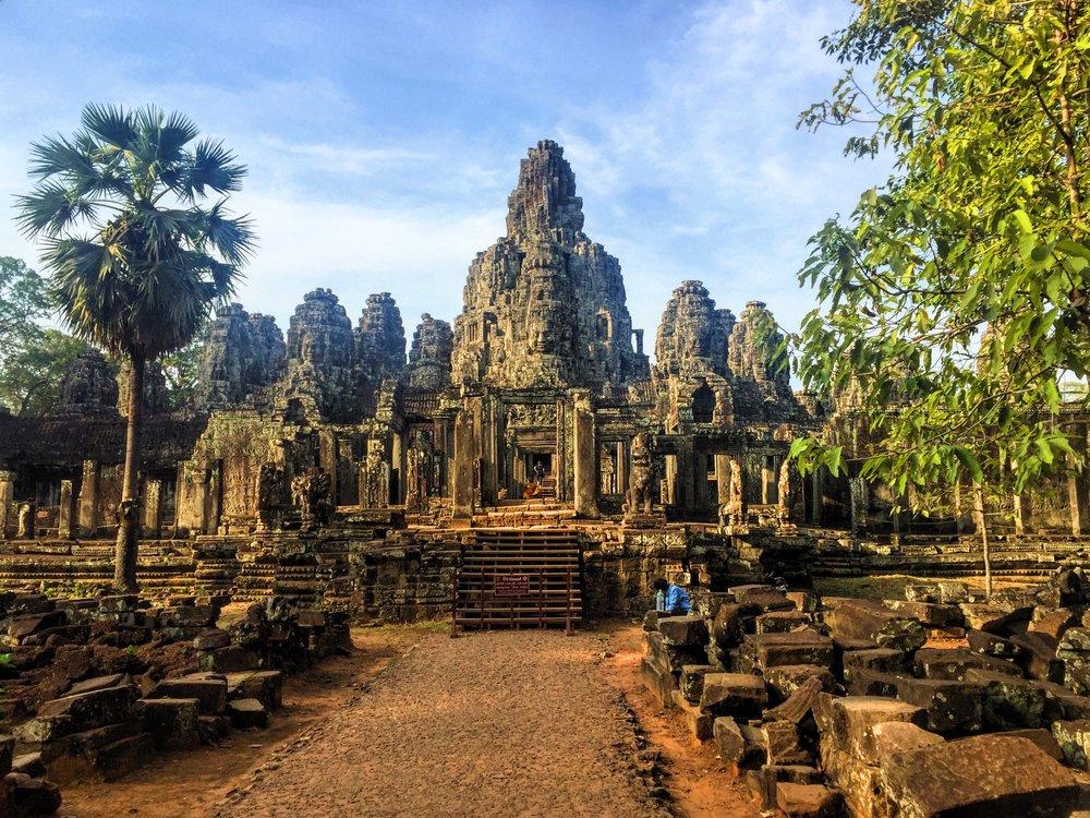 Angkor Thom, Siem Reap Cambodia
