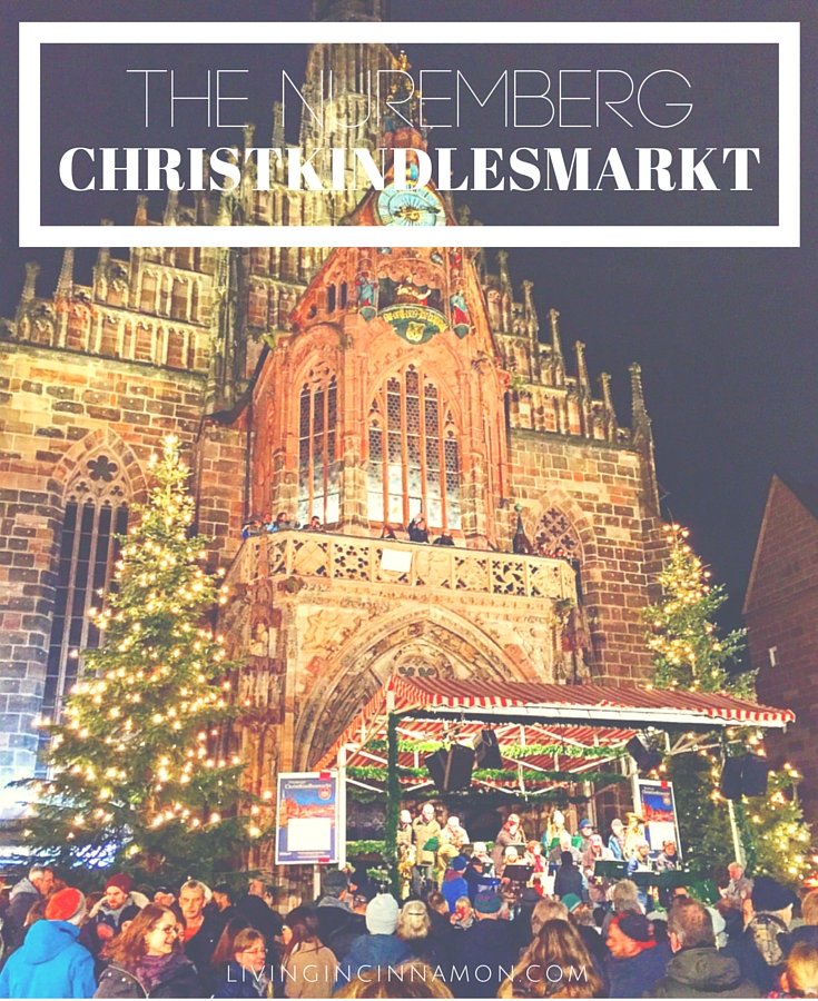 The Nuremberg Christkindlesmarkt
