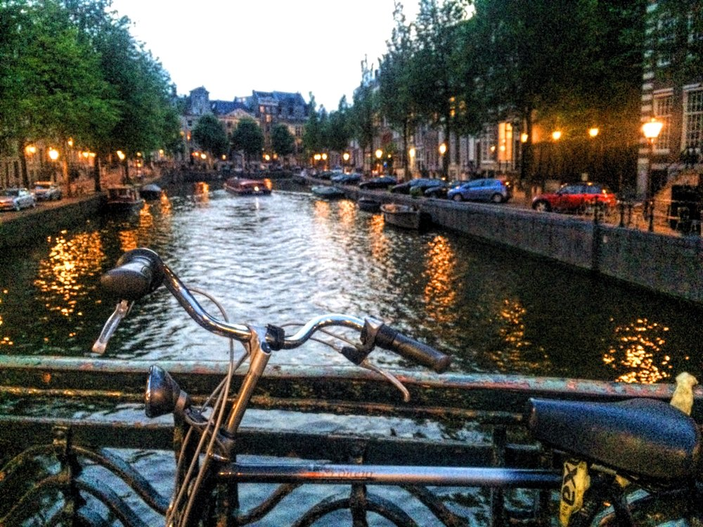 Weekend in Amsterdam: Day 1