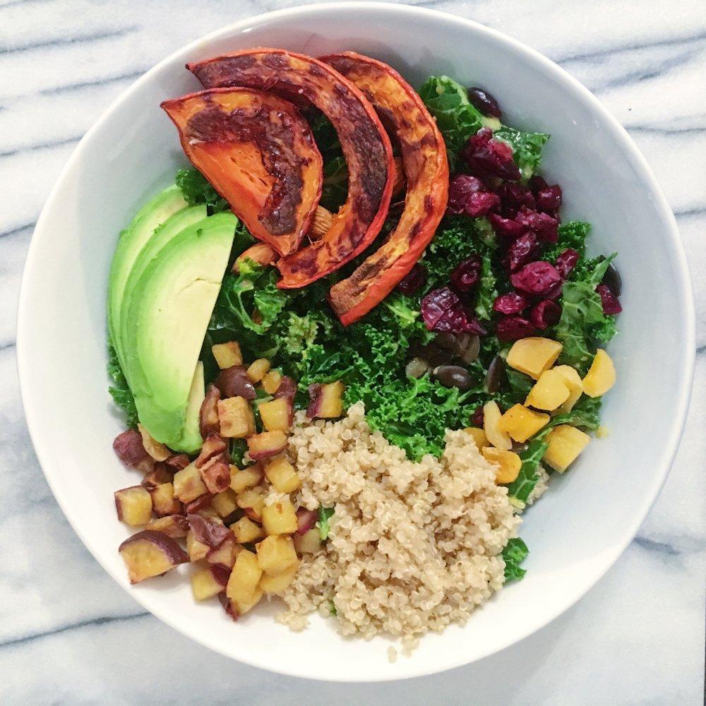 The Kale Salad