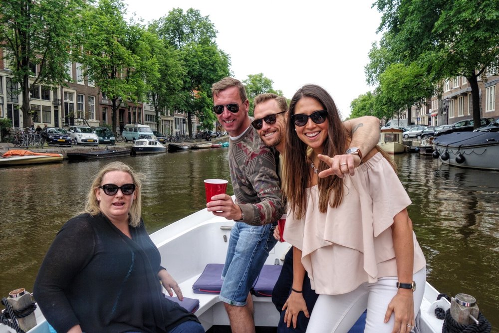 Weekend in Amsterdam: Day 2