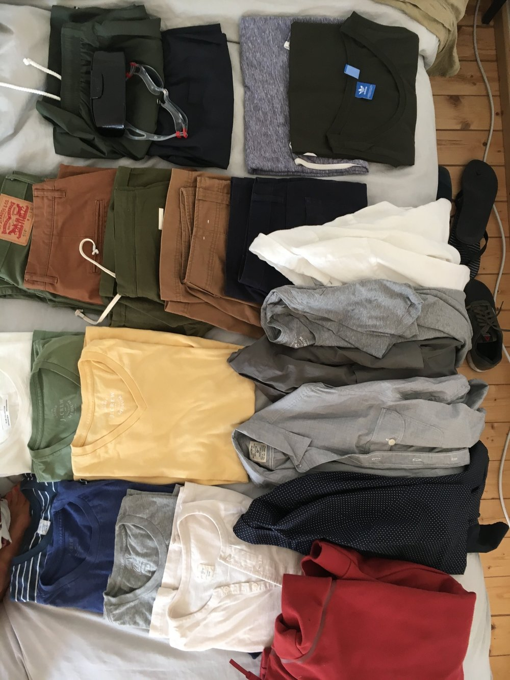 """The Fold"" Packing Style"