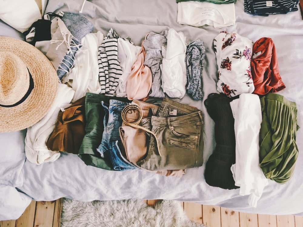 THE SERENGETI PACKING LIST