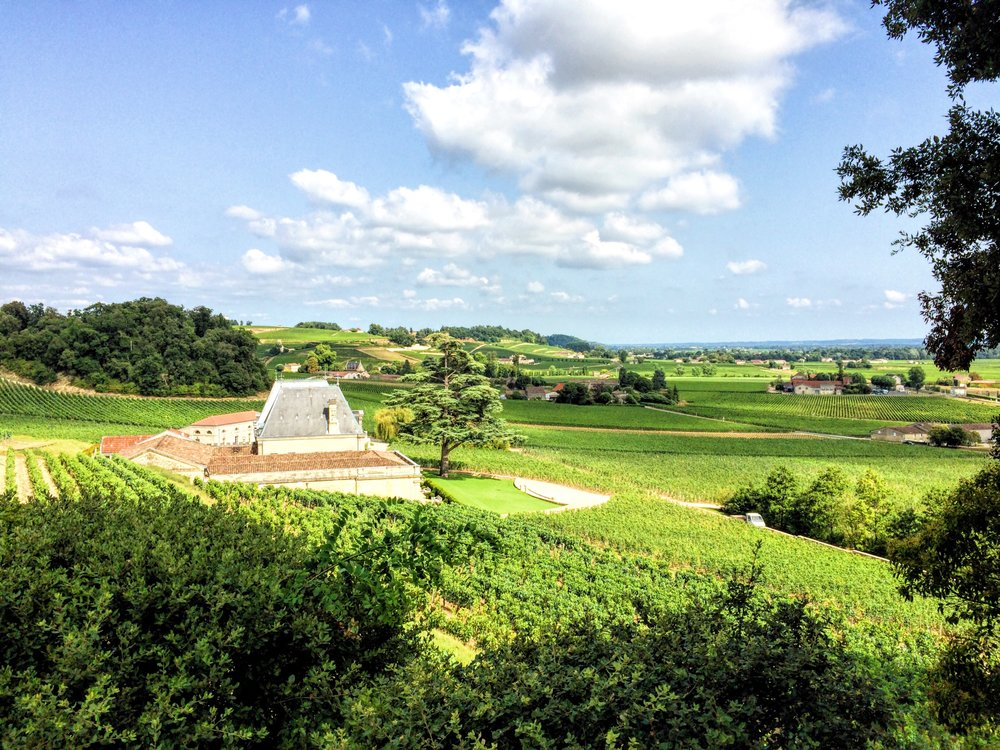 24 hours in Saint-Emilion