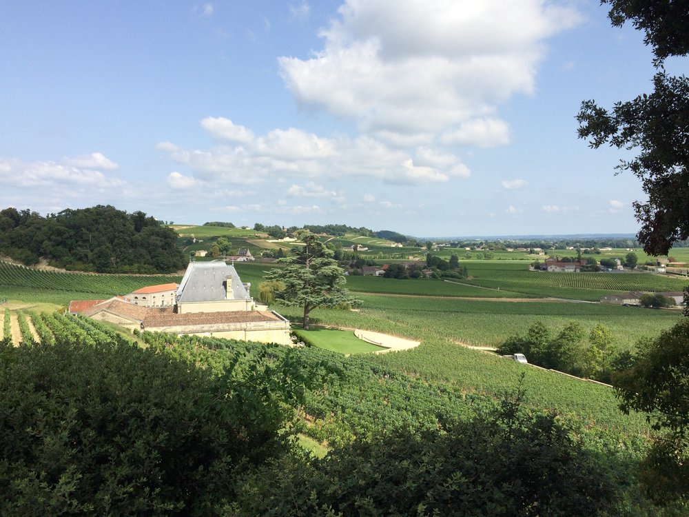 24 Hours in St Emilion, France
