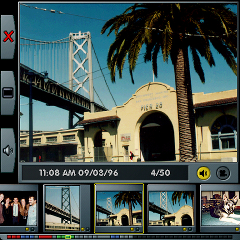 Kodak Digital Camera Interface