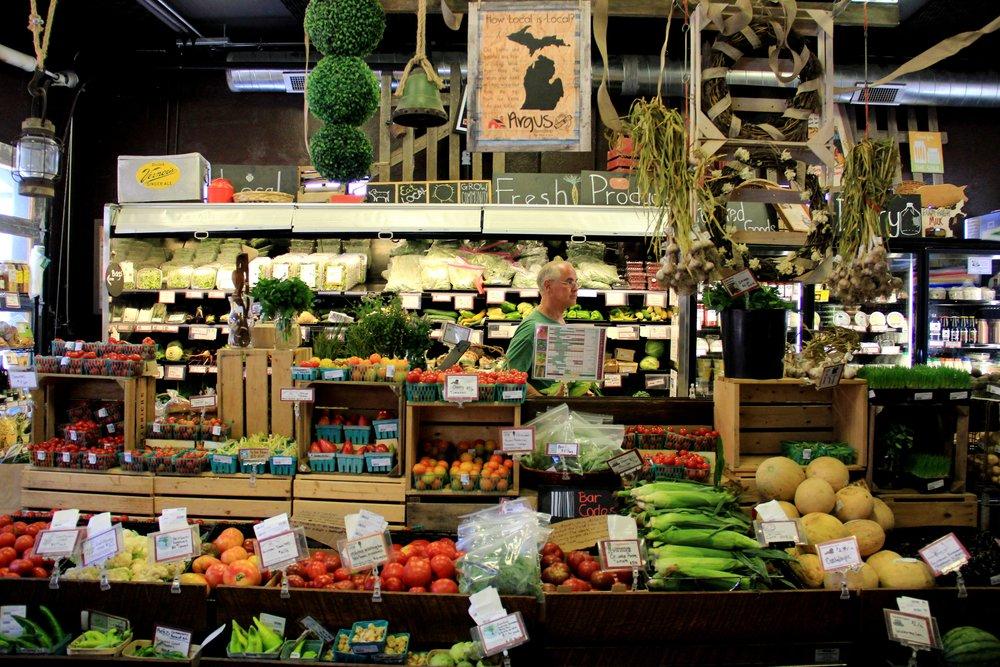 Fundraiser - Help Argus grow Ann Arbor's local food economy!