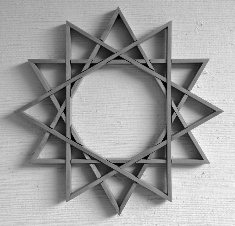 The 12-pointed  Star of Fulfillment