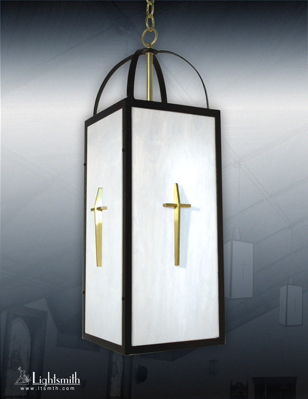 2114-PC - Satin Black - White Alabaster Acrylic