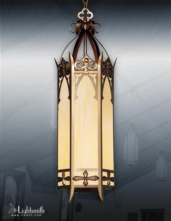 812-PT- Medium Bronze- Streaked Opal Glass