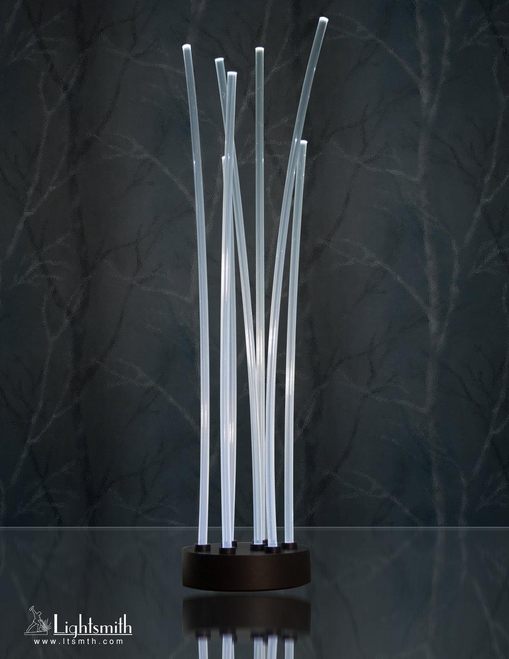 BL-10909 - Medium Bronze- Clear Acrylic