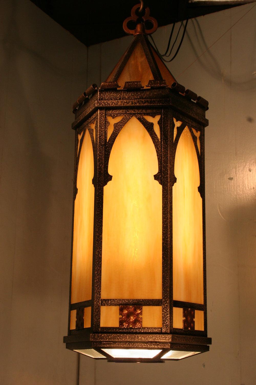 LED Church Lantern Complete.