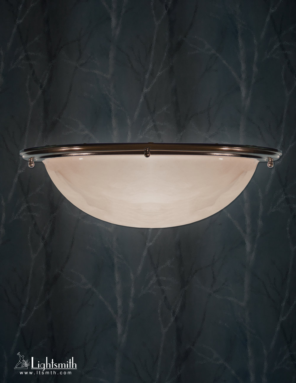 SC-1501 -Antique Bronze -Beige Alabaster Acrylic