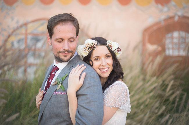 Lindsey + Will / Downtown LA Wedding