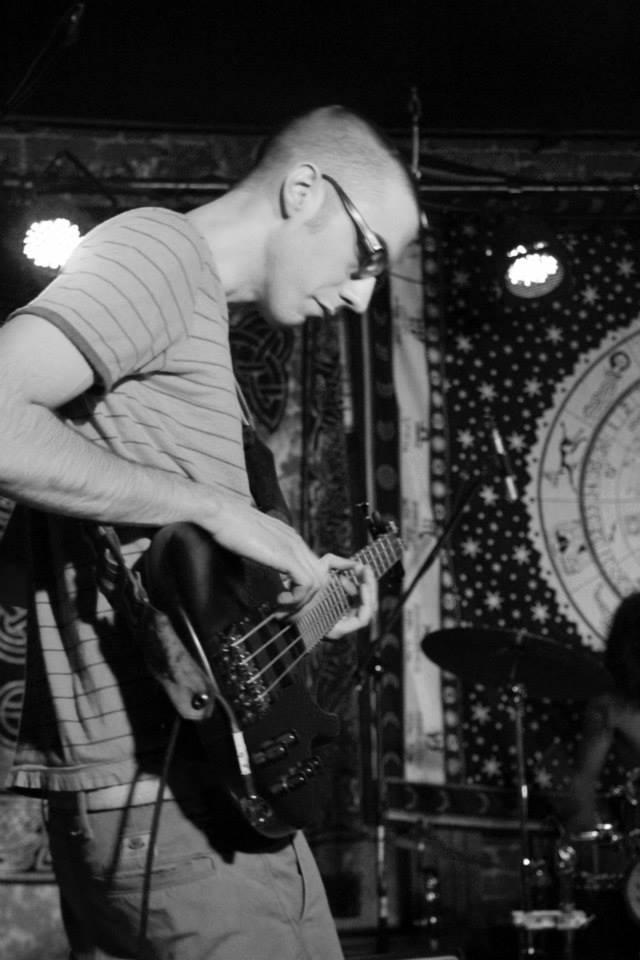 Adam Lyons- bass, vocals