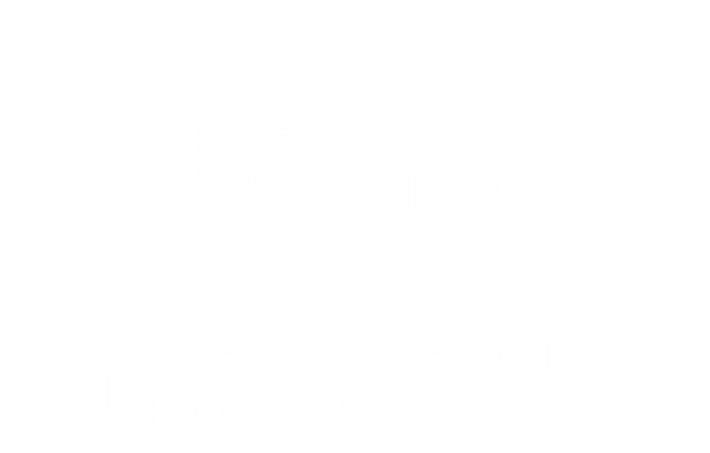 Be Alert For Bikers
