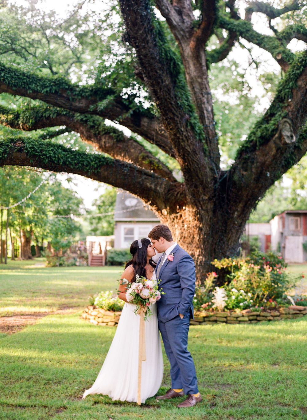 Houston Wedding Photographer Dana Fernandez Photography Oak Tree Manor Film Bridals Destination Boho-2.jpg
