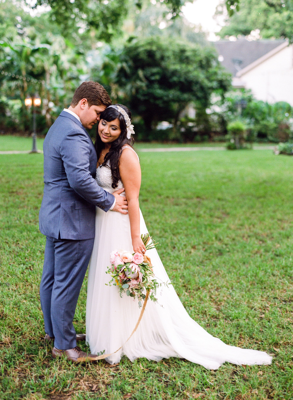 Houston Wedding Photographer Dana Fernandez Photography Oak Tree Manor Film Bridals Destination Boho-8.jpg