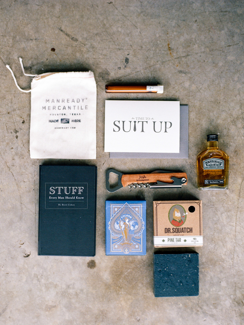 Dana Fernandez Photography Houston Wedding Photographer Groomsmen Gifts Film Will You Be My Manready Mercantile-1.jpg