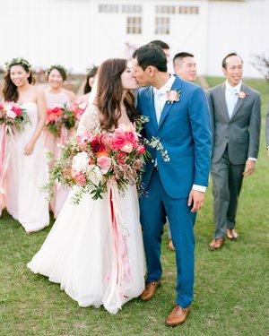 The Knot 50 Weddings States Texas Winner