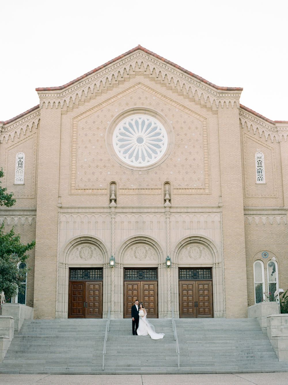 South Main Baptist Wedding Photography Houston Wedding Venue Film Fine Art Dana Fernandez Best Top