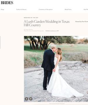 BRIDES | Jan '19 (Wedding)