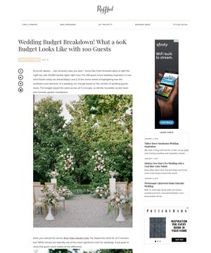 Ruffled Blog | Oct '18 (Editorial)