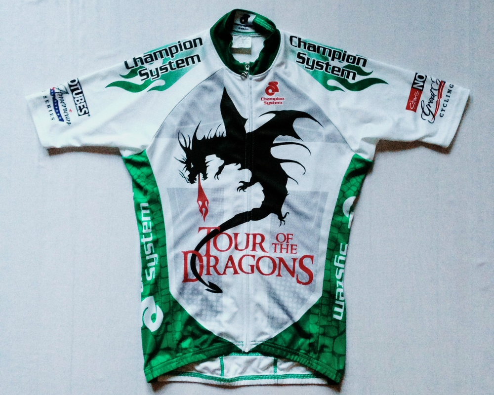 2013 Tour of the Dragons Sprint Jersey
