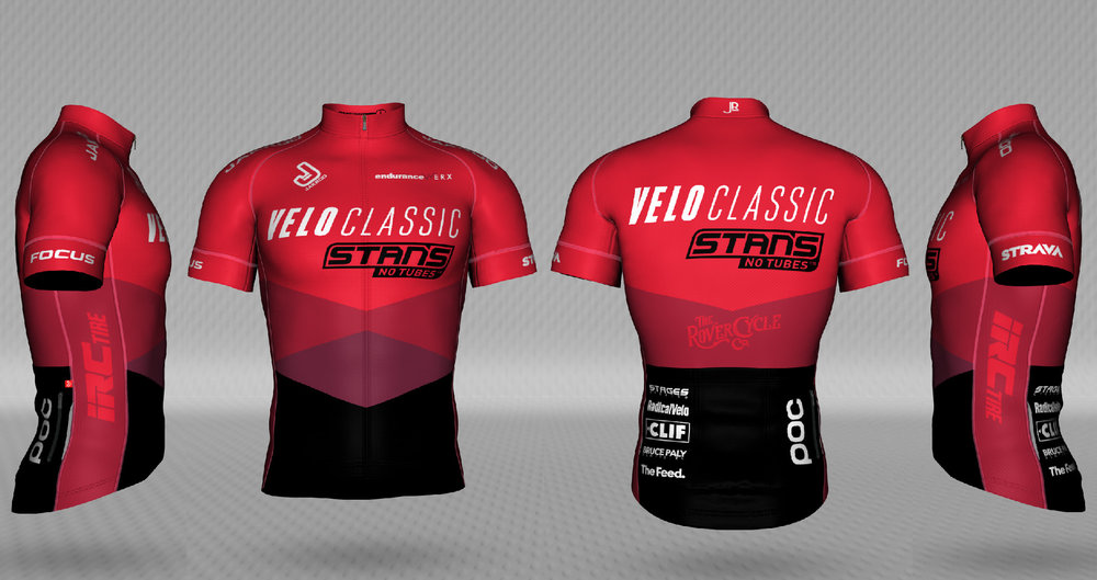 VELO CLASSIC P/B STAN'S NOTUBES 2017 team jersey
