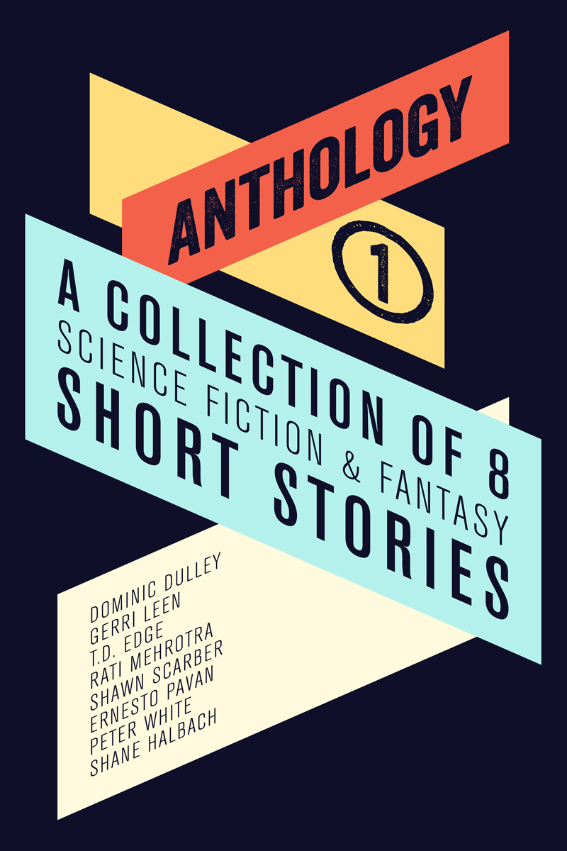 Anthology I Cover