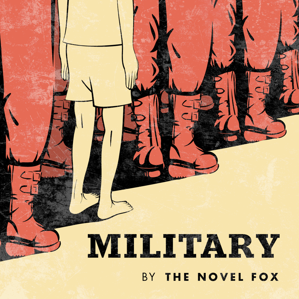 Military Genre Ad