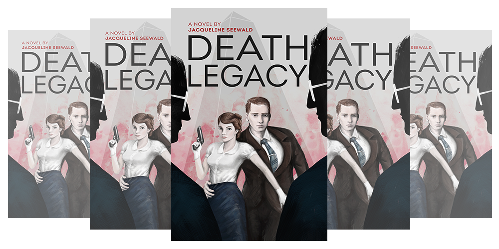 Death Legacy Pre-Order Promotional Graphic