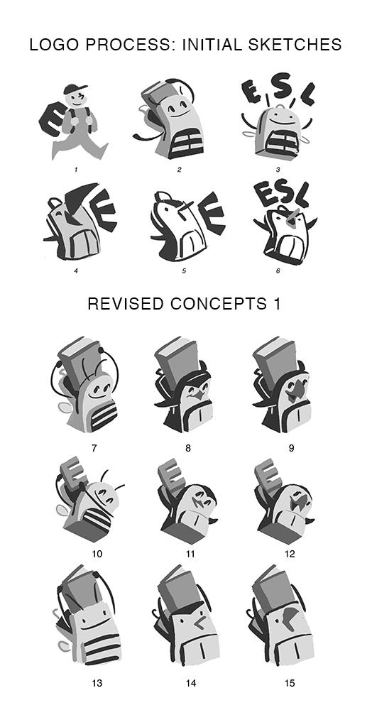 Logo Design Thumbnails